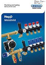 Hep2O composite manifold installation guide